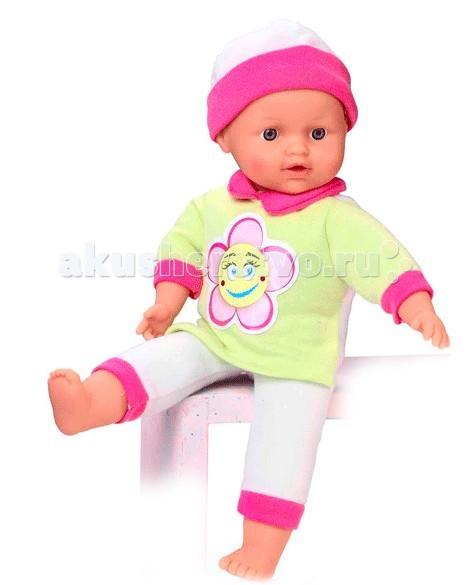 Куклы и одежда для кукол Loko Toys Кукла Tiny Baby 30 см плачет куклы и одежда для кукол весна озвученная кукла саша 1 42 см