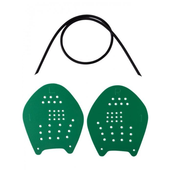 Аксессуары для плавания Longsail Лопатки для плавания детские Target М топ для плавания junarose junarose ju008ewdrfv5