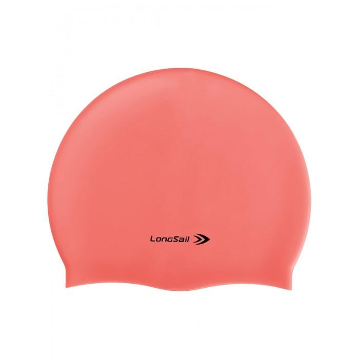 Аксессуары для плавания Longsail Шапочка для плавания силиконовая
