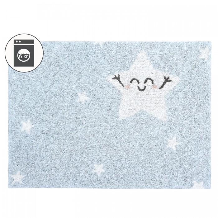 Фото - Детские ковры Lorena Canals Ковер Mr. Wonderful Счастливая звезда 120x160 детские ковры lorena canals ковер с надписью little superstar 120d