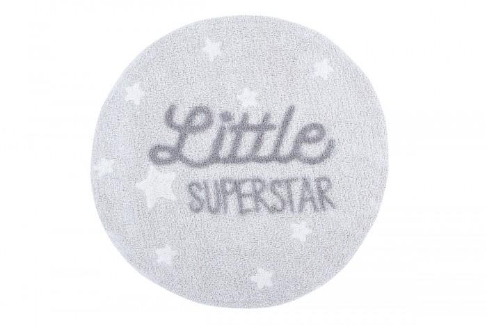 Фото - Детские ковры Lorena Canals Ковер с надписью Little Superstar 120D детские ковры lorena canals ковер с надписью little superstar 120d