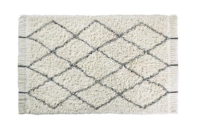 Фото - Детские ковры Lorena Canals Ковер шерстяной стираемый Берберская душа 200х140 см детские ковры lorena canals ковер с надписью little superstar 120d