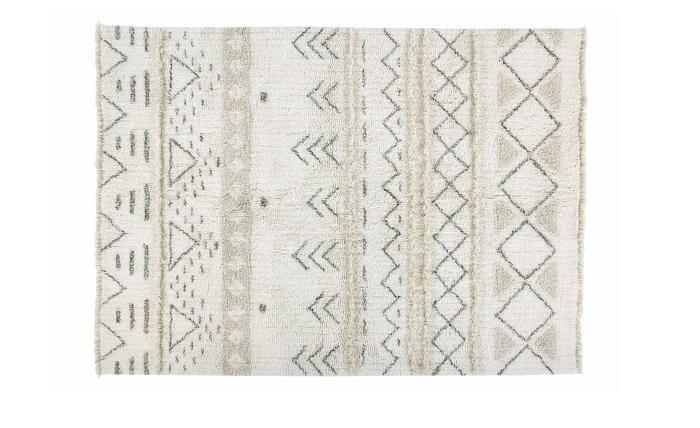 Детские ковры Lorena Canals Ковер шерстяной стираемый Лакотский 200х140 см