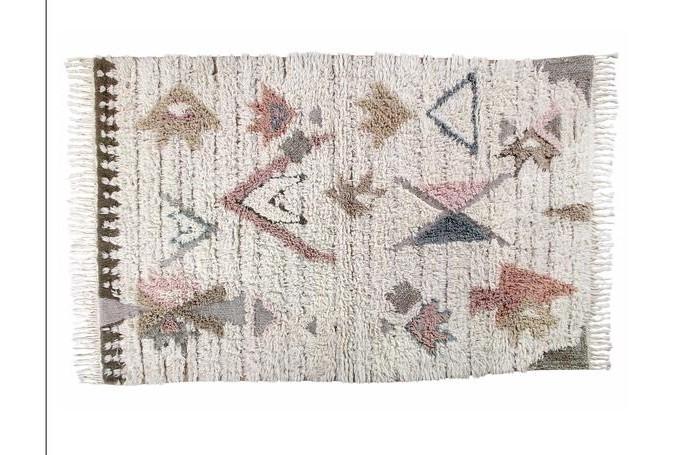 Фото - Детские ковры Lorena Canals Ковер шерстяной стираемый Tuba 240х170 см детские ковры lorena canals ковер с надписью little superstar 120d