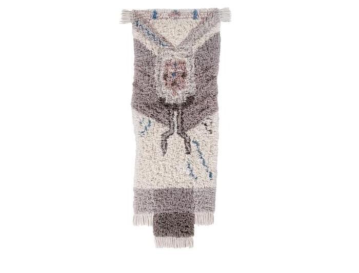 Детские ковры Lorena Canals Ковер шерстяной стираемый Zuni 240х90 см