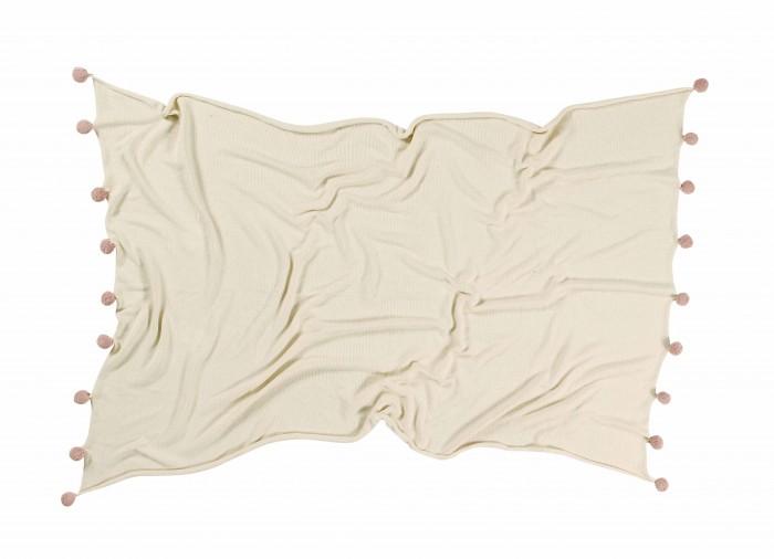 Плед Lorena Canals с помпонами 120х180 смс помпонами 120х180 смПлед Lorena Canals с помпонами 120х180 см мягкий и очень приятный на ощупь, создан специально для детей.  Особенности: В изготовлении используется только 100% хлопок и натуральные красители Эти пледы идеально подходят для использования дома - в кроватке, а также для комфортных прогулок малыша в коляске.<br>