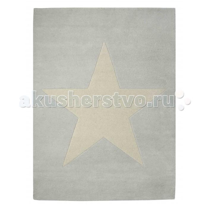 Lorena Canals Ковер шерстяной Звезда Wool Star 140х200
