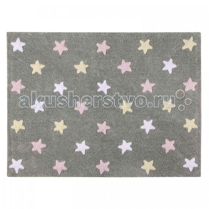 Lorena Canals Ковер Триколор Звезды Stars Tricolor 120х160