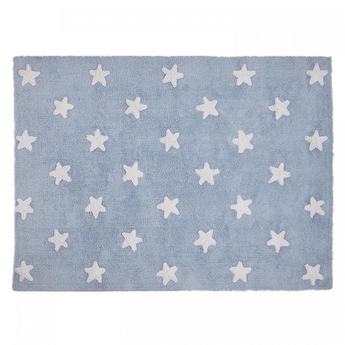 Детская мебель , Аксессуары для детской комнаты Lorena Canals Ковер Звезды Stars 120х160 арт: 302496 -  Аксессуары для детской комнаты