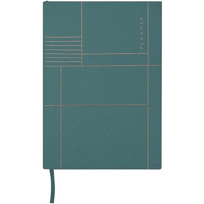 Lorex Планер недатированный Linen Stylish Collection A5 80 листов