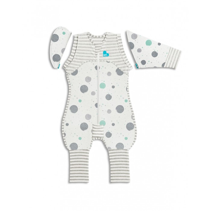Love To Dream Спальный комбинезон Swaddle UP Transition Suit Lite