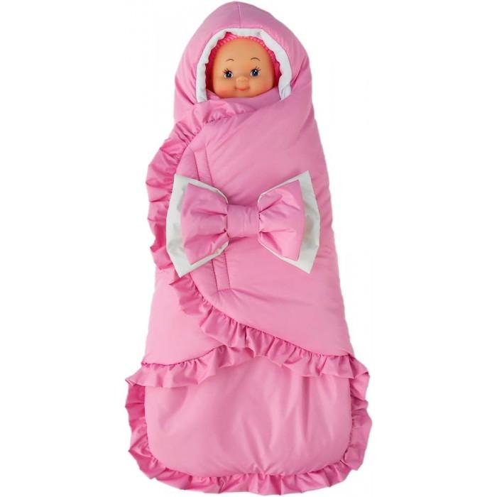 Детская одежда , Конверты на выписку LovelyCare Конверт-кокон Моя малышка арт: 359874 -  Конверты на выписку
