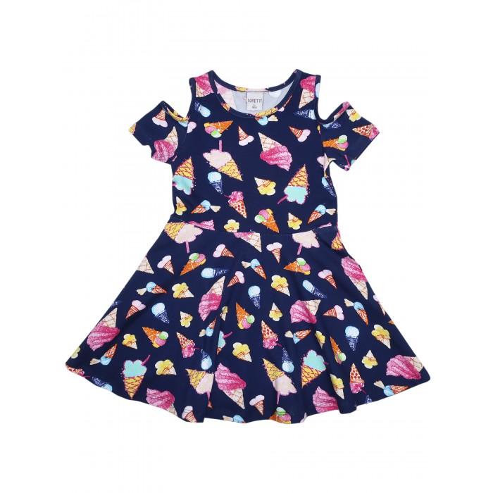 Lovetti Платье для девочки LV5762-62