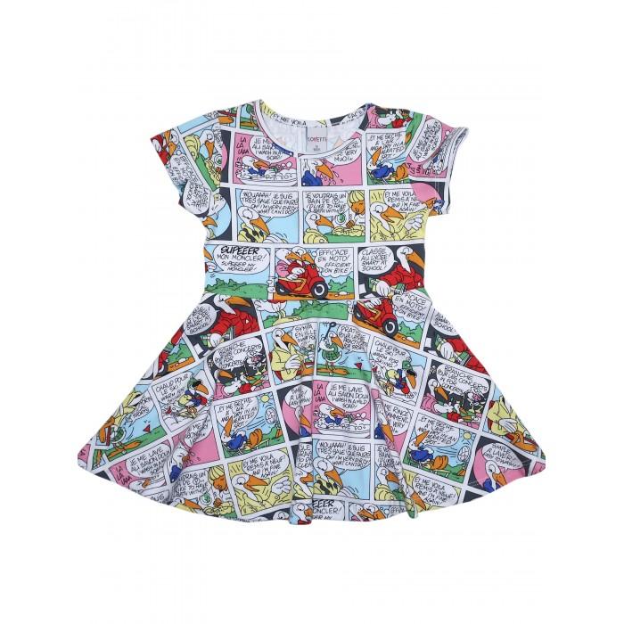 Lovetti Платье для девочки LV5910-41