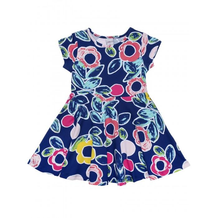 Lovetti Платье для девочки LV5911-84