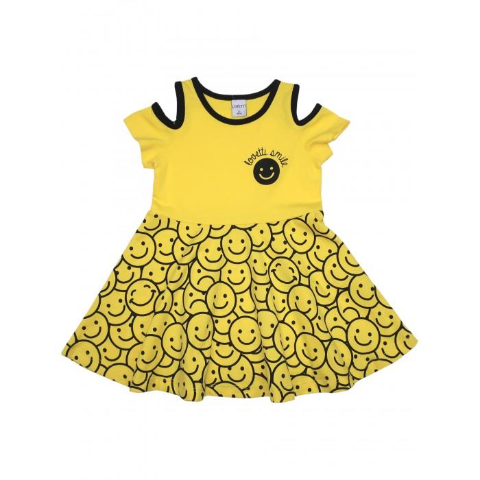 Lovetti Платье для девочки LV6058