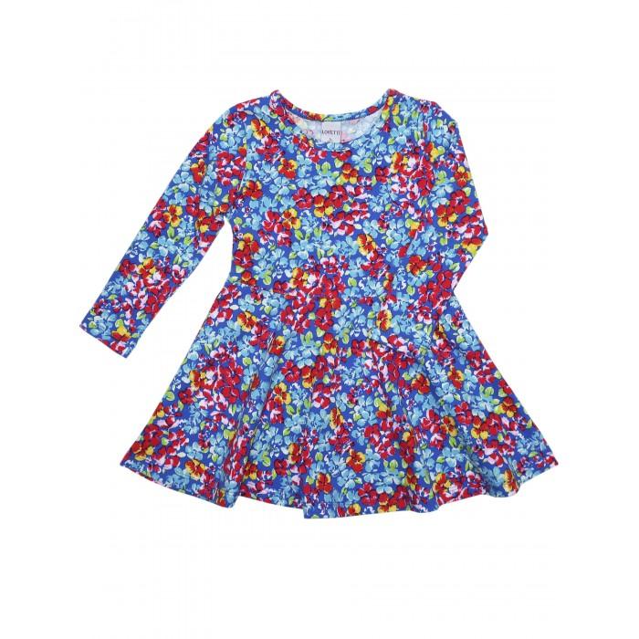 Lovetti Платье для девочки LV9100-18