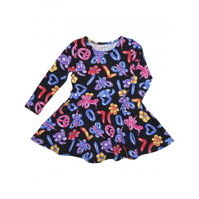 Lovetti Платье для девочки LV9100-17