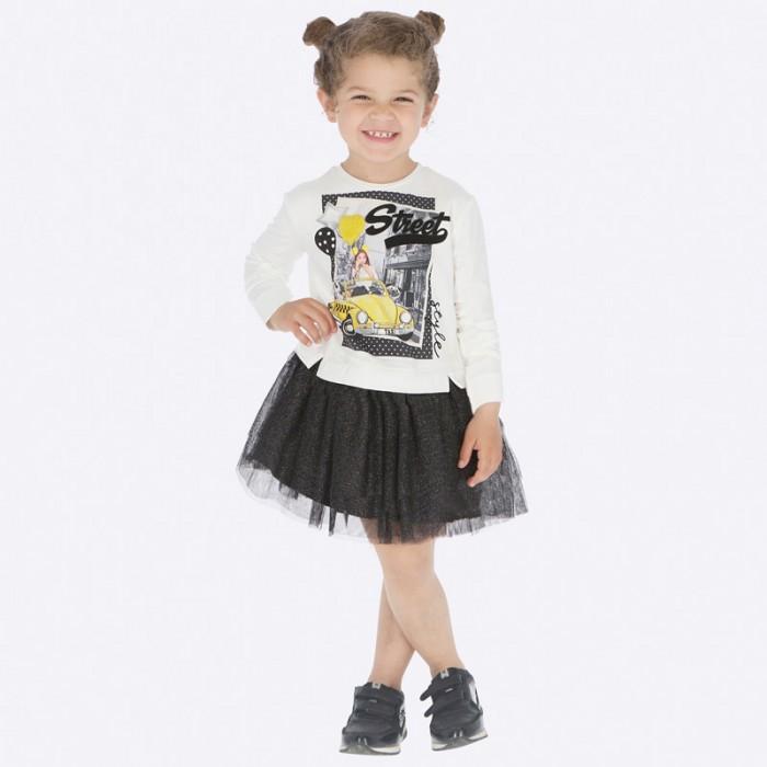 Mayoral Платье для девочки 4945