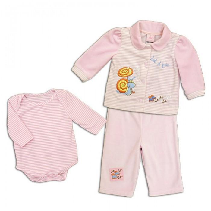 Купить Комплекты детской одежды, LP Collection Комплект для девочки 3 предмета 14-2653