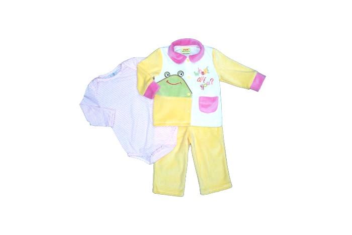 Купить Комплекты детской одежды, LP Collection Комплект для девочки 3 предмета 14-2823