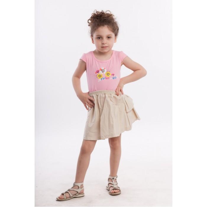 Юбки LP Collection Комплект для девочки (футболка и юбка) 23-1533