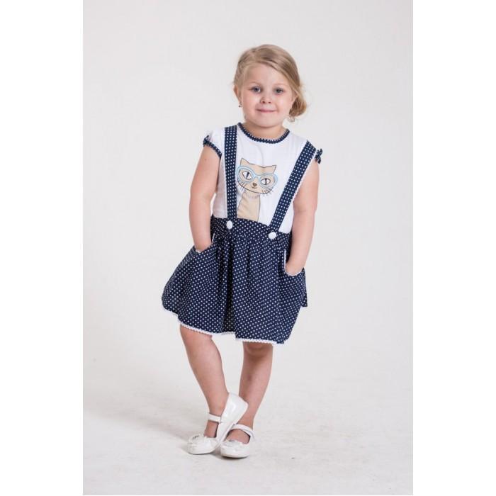 Юбки LP Collection Комплект для девочки (футболка и юбка) 23-1612