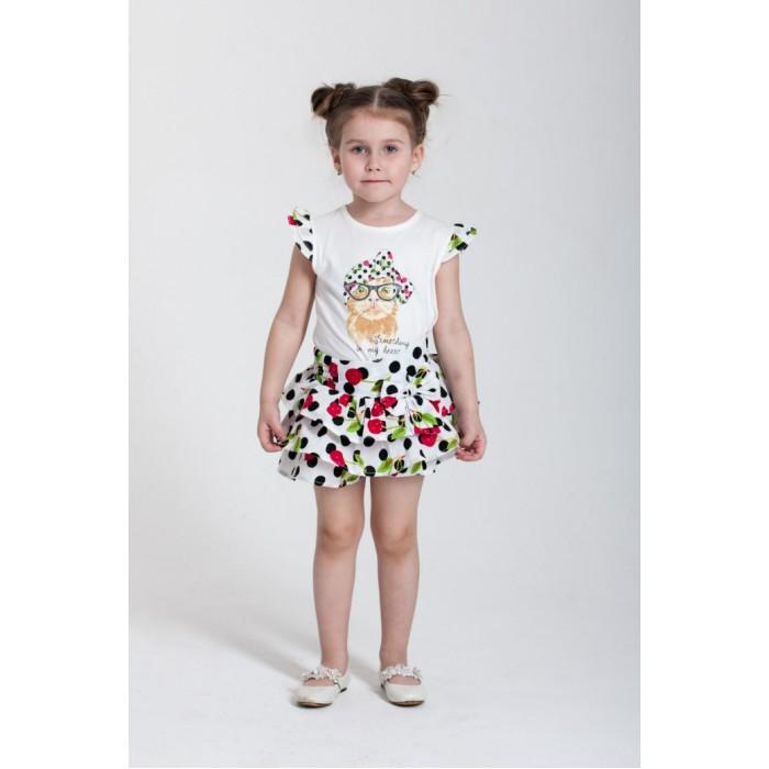 Юбки LP Collection Комплект для девочки (футболка и юбка) 23-1613