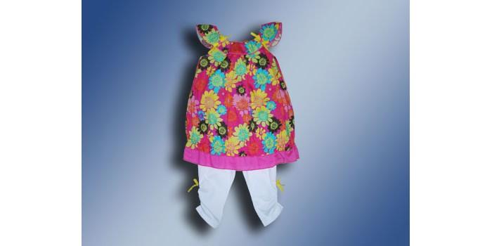 Комплекты детской одежды LP Collection Комплект для девочки (туника и капри) 23-1534