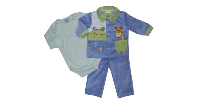 Купить Комплекты детской одежды, LP Collection Комплект для мальчика 3 предмета 14-2818