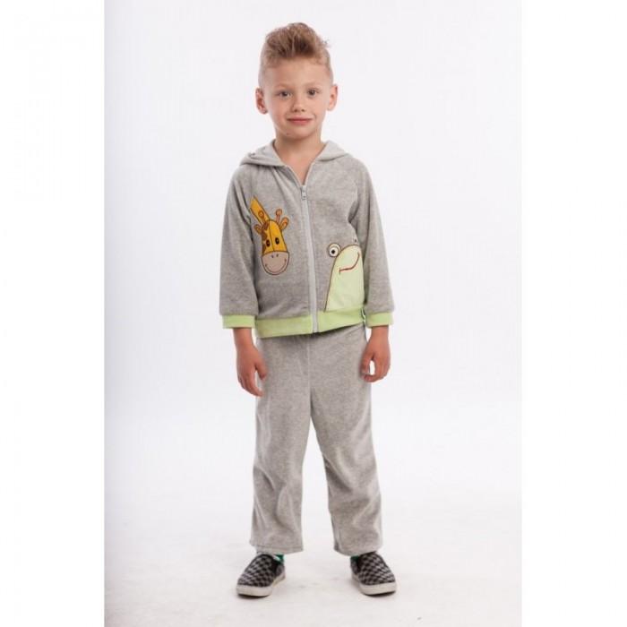LP Collection Костюм для мальчика (кофта и штаны) 28-1645