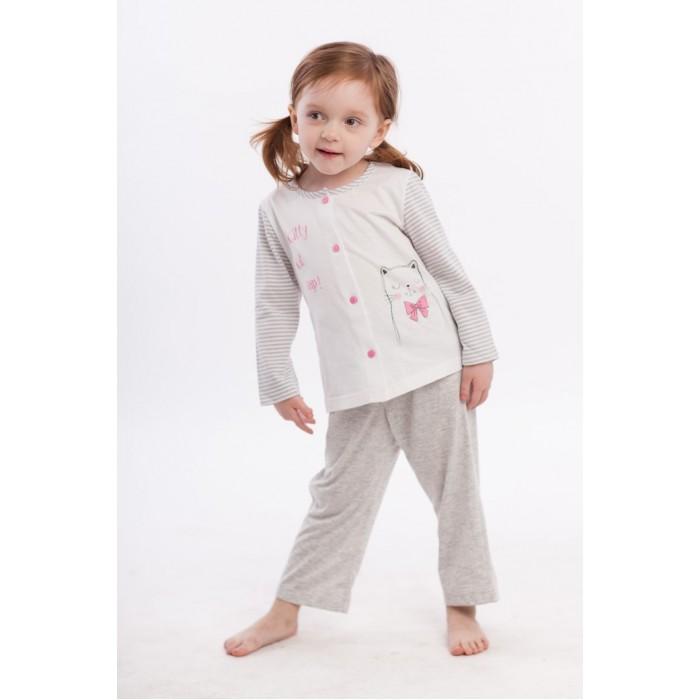 Детская одежда , Пижамы и ночные сорочки LP Collection Пижама для девочки 26-1776 арт: 415819 -  Пижамы и ночные сорочки
