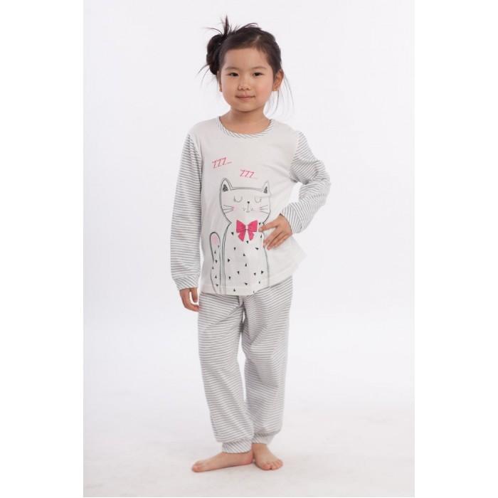 Пижамы и ночные сорочки LP Collection Пижама для девочки 26-1779 сумка freddy