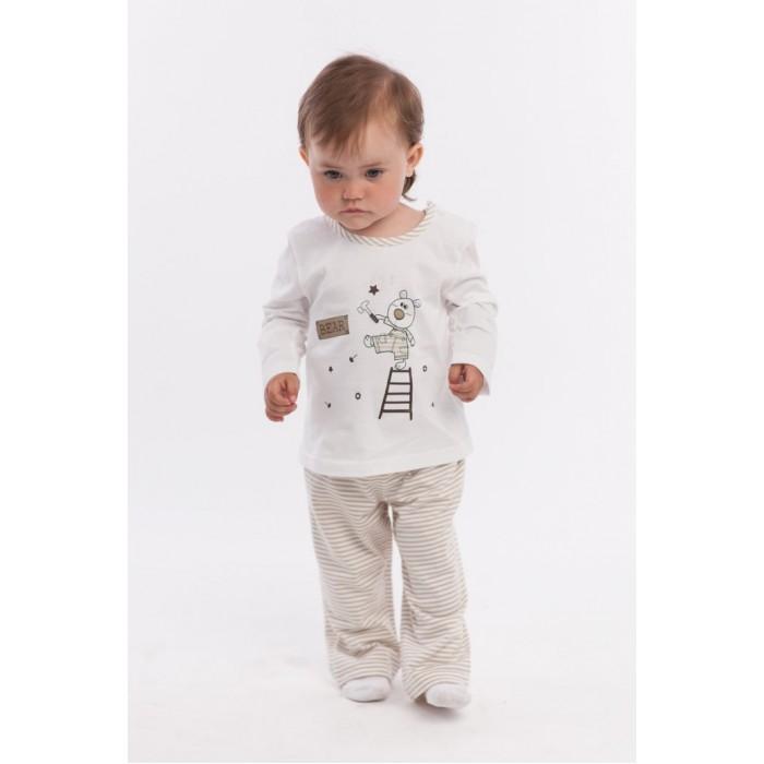 Пижамы и ночные сорочки Nannette Пижама для мальчика 26-1783 ночные сорочки и рубашки