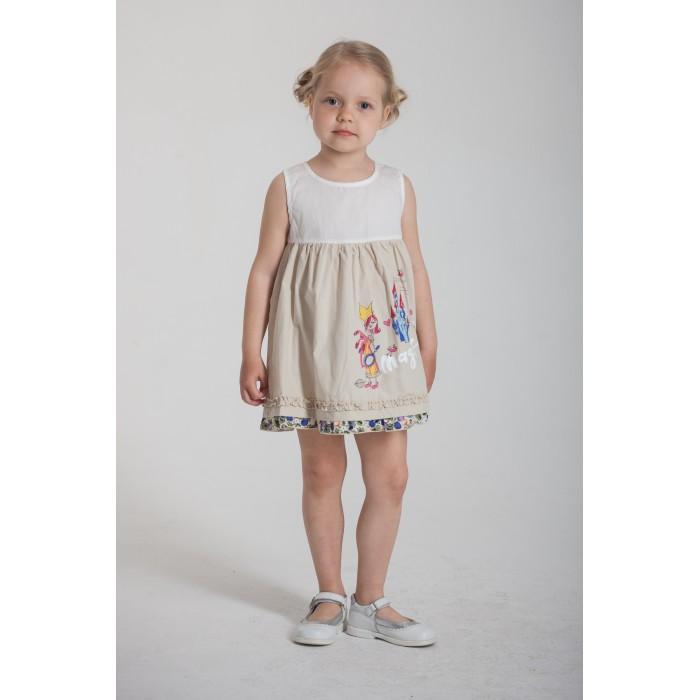 Детские платья и сарафаны LP Collection Платье короткий рукав 3-1268 платья