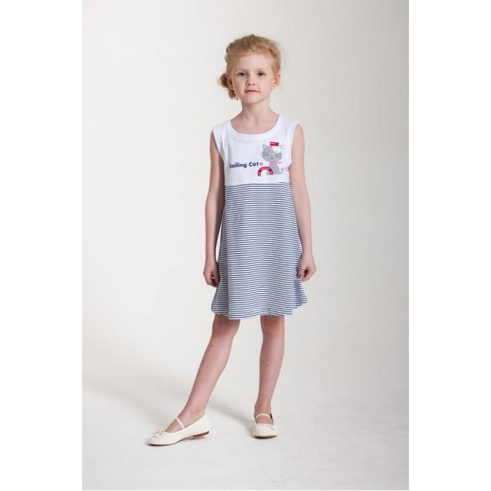 Детские платья и сарафаны LP Collection Платье короткий рукав 3-1502