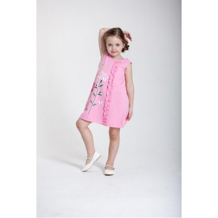 Детские платья и сарафаны LP Collection Платье короткий рукав 3-1520