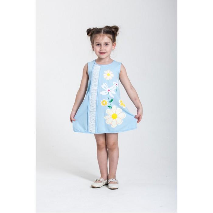 Детские платья и сарафаны LP Collection Платье короткий рукав 3-1522