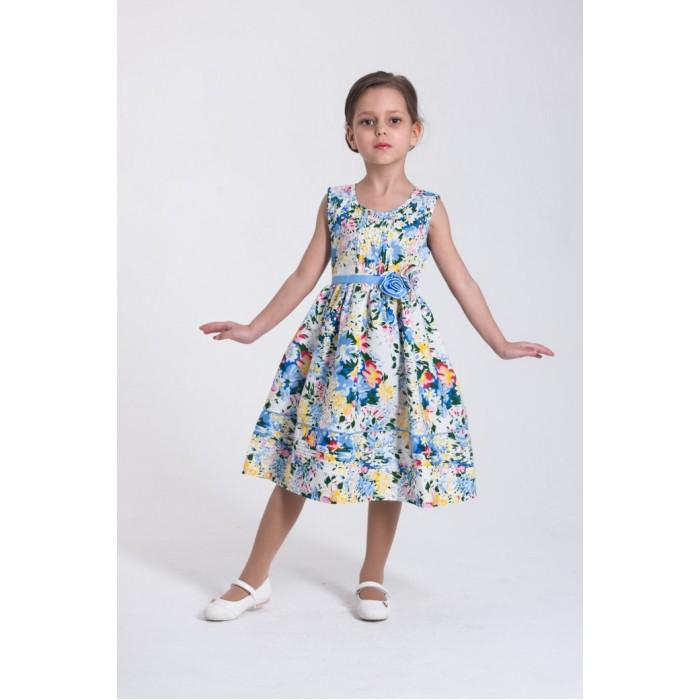 Детская одежда , Детские платья и сарафаны LP Collection Платье короткий рукав 3-1543 арт: 530001 -  Детские платья и сарафаны