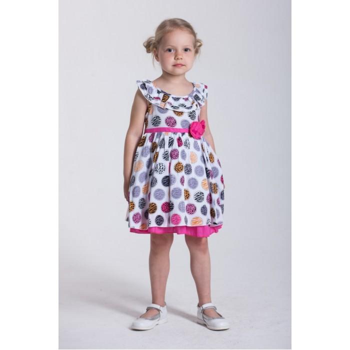 Детская одежда , Детские платья и сарафаны LP Collection Платье короткий рукав 3-1549 арт: 530011 -  Детские платья и сарафаны