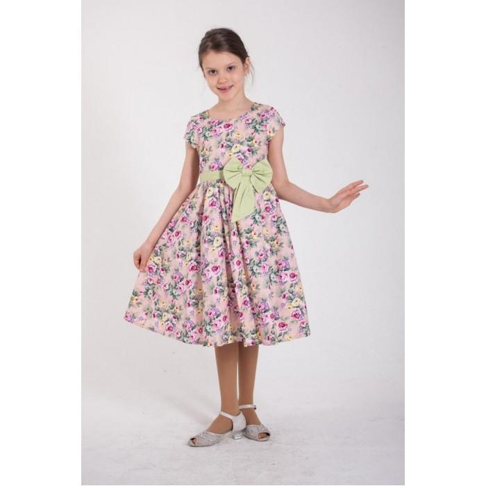 Платья и сарафаны LP Collection Платье короткий рукав 3-1573