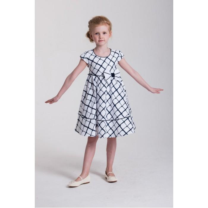 Детская одежда , Детские платья и сарафаны LP Collection Платье короткий рукав 3-1599 арт: 530236 -  Детские платья и сарафаны