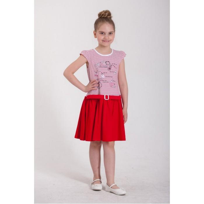 Детская одежда , Детские платья и сарафаны LP Collection Платье короткий рукав 3-1615 арт: 530266 -  Детские платья и сарафаны