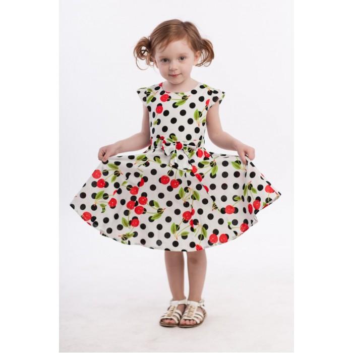 Детская одежда , Детские платья и сарафаны LP Collection Платье короткий рукав 3-1683 арт: 530331 -  Детские платья и сарафаны