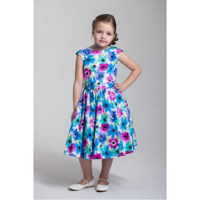 Детская одежда , Детские платья и сарафаны LP Collection Платье короткий рукав 3-1701 арт: 530651 -  Детские платья и сарафаны