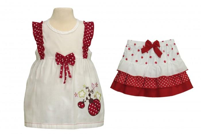 Комплекты детской одежды LP Collection Комплект (туника, юбка) 23-1548