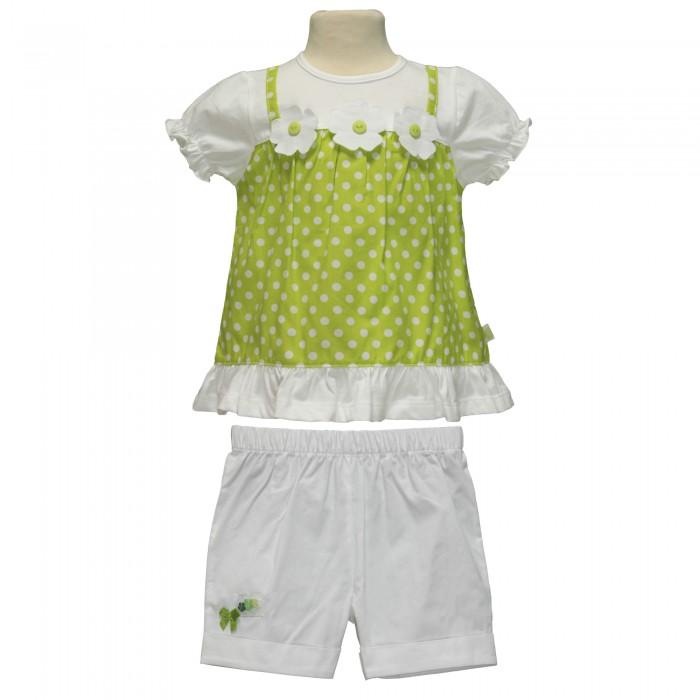 Комплекты детской одежды LP Collection Комплект (туника, шорты) 23-1549
