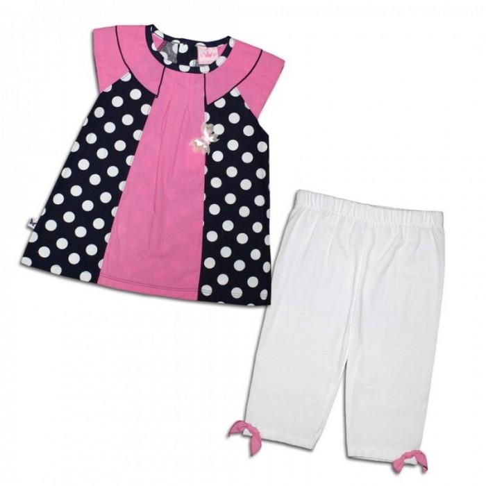 Комплекты детской одежды LP Collection Комплект (туника, штанишки) 23-1577 комплекты детской одежды клякса комплект 5 предметов 53 5228