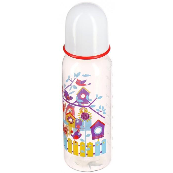 Бутылочки Lubby Малыши и малышки с силиконовой соской с 0 мес. 240 мл бутылочка для кормления medela 150 мл с соской от 0 до 3 мес