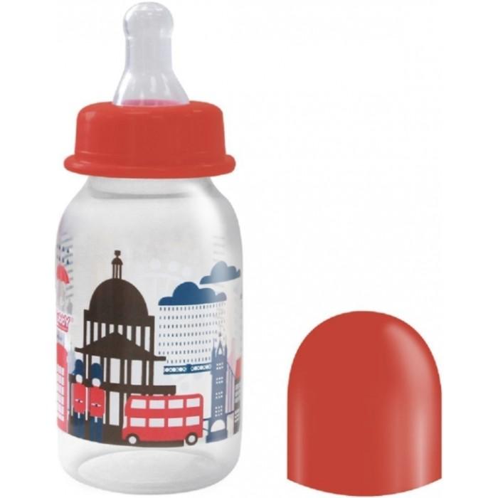 Бутылочки Lubby Я люблю с силиконовой соской с 0 мес. 125 мл бутылочка для кормления medela 150 мл с соской от 0 до 3 мес